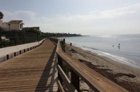 Sentier du littoral Estepona