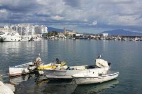 Appartements à vendre à Estepona a deux millions d'Euros